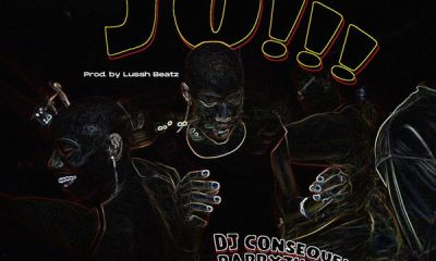 DJ Consequence JO Dance Hip Hop More - DJ Consequence ft. Barry Jhay, Jason, Frescool – JO (Dance)
