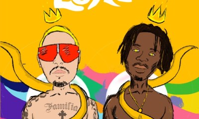 Mr Eazi Lento Hip Hop More - Mr Eazi ft. J Balvin – Lento