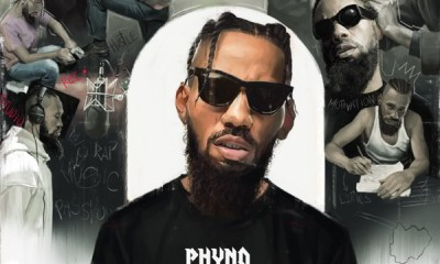 Phyno Deal With It Hip Hop More 12 - Phyno – Speak Life (On God)