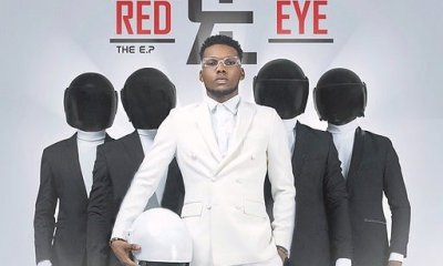 Victor AD Red Eye The Ep Hip Hop More 2 - Victor AD – Kowo Wole