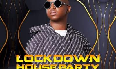 Shimza   Lockdown House Party Mix 2021 Hip Hop More - Shimza – Lockdown House Party Mix (2021)