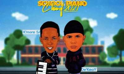 DeKeaY Kmore Sa – Private School Piano Classics of 2021 mp3 download zamusic 1 768x768 Hip Hop More 7 - De'KeaY x Kmore Sa – On The Edge