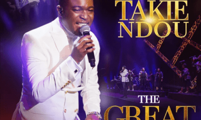 Takie Ndou The Great Revival Live zip album download zamusic Hip Hop More 1 - Takie Ndou – Through It All (feat. Collen Maluleke)