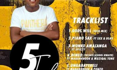 Thuske SA – 5 Tracks Appreciation mp3 download zamusic Hip Hop More 1 - Thuske SA – Wonke Amalanga Ft.Spizzy