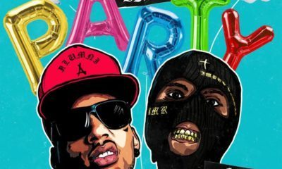 Kid Ink Party Mp3 Download