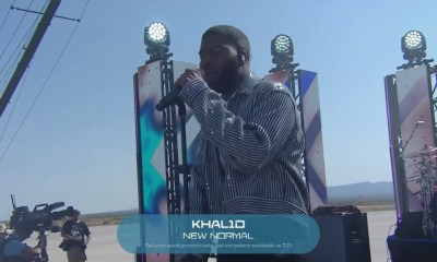 Khalid New Normal Stage Performance AUDIO DOWNLOAD Hip Hop More - Khalid – New Normal (Acoustic)