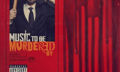 ALBUM Eminem Music To Be Murdered By Zip File Hip Hop More - ALBUM: Eminem – Music To Be Murdered By
