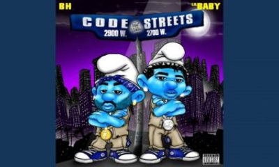 B.H. ft Lil Baby Code Of Tha Streets scaled Hip Hop More - B.H. ft Lil Baby – Code Of Tha Streets