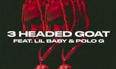 Lil Durk 3 Headed Goat scaled Weehiphop Hip Hop More - Lil Durk ft. Lil Baby & Polo G – 3 Headed Goat