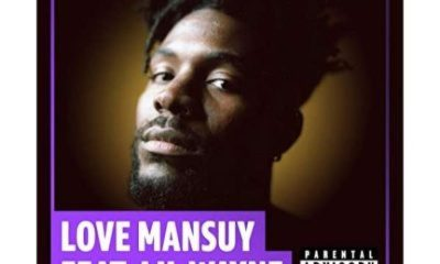 Love Mansuy ft Lil Wayne Count On You Remix scaled Hip Hop More - Love Mansuy ft Lil Wayne – Count On You (Remix)