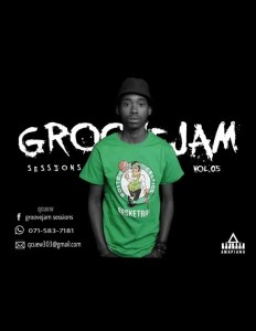 QcueW – Groovejam sessions vol.05 mp3 download zamusic Hip Hop More - QcueW – Groovejam sessions vol.05