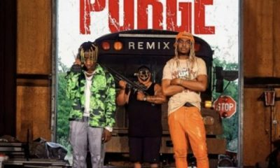 Baby Jungle ft Lil Keed The Purge Remix scaled Hip Hop More - Baby Jungle ft Lil Keed – The Purge (Remix)