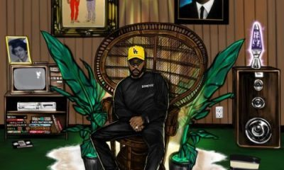 Dom Kennedy Love Is Gangster scaled Hip Hop More - Dom Kennedy – Love Is Gangster