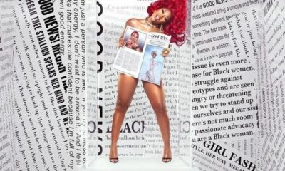 Megan Thee Stallion ft DaBaby Cry Baby scaled Hip Hop More 1 - Megan Thee Stallion ft City Girls – Do It On The Tip
