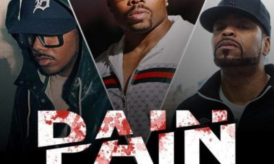 Page Kennedy ft Elzhi Method Man Pain scaled Hip Hop More - Page Kennedy ft Elzhi & Method Man – Pain