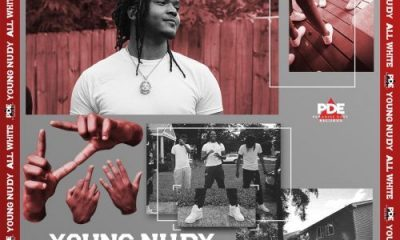 Young Nudy All White scaled Hip Hop More - Young Nudy – All White