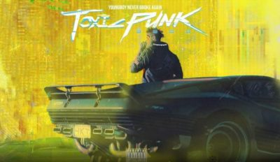 YoungBoy Never Broke Again Toxic Punk scaled Hip Hop More - YoungBoy Never Broke Again – Toxic Punk