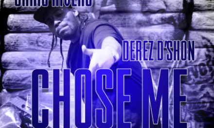 Chris Rivers (@OnlyChrisRivers) – Chose Me ft Derez D'Shon (Audio)