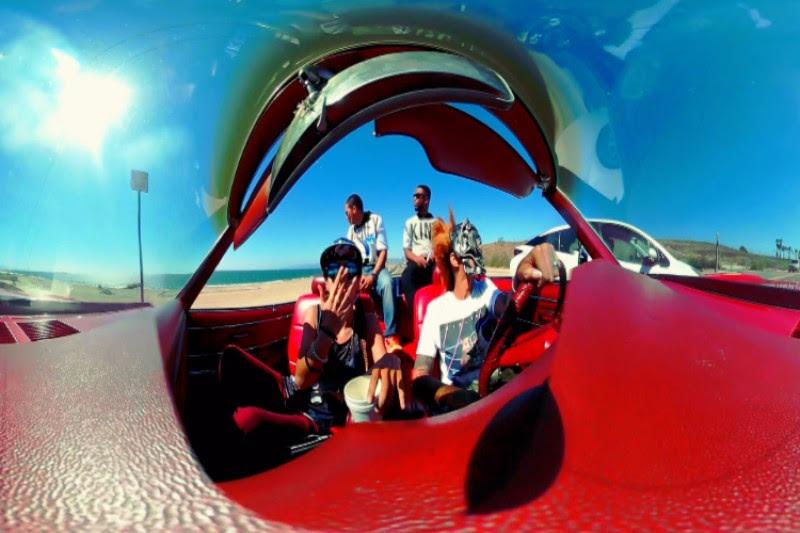 "Layla Khepri (@laylakhepri) – ""Hype"" [360° Music Video!]"