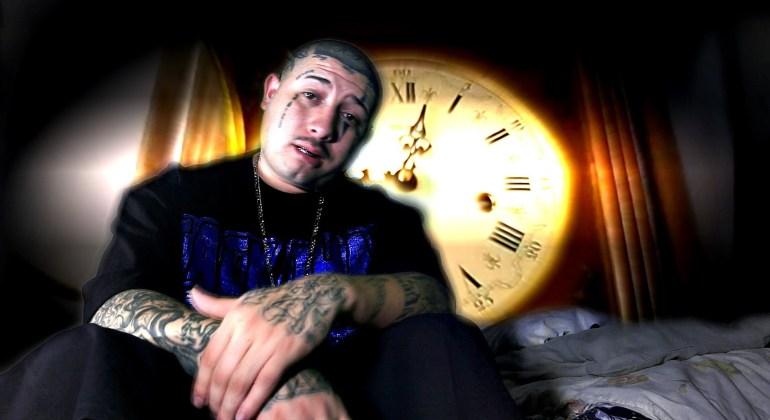 latin hiphop artist Joker aka Chito da clown on hiphop mundo