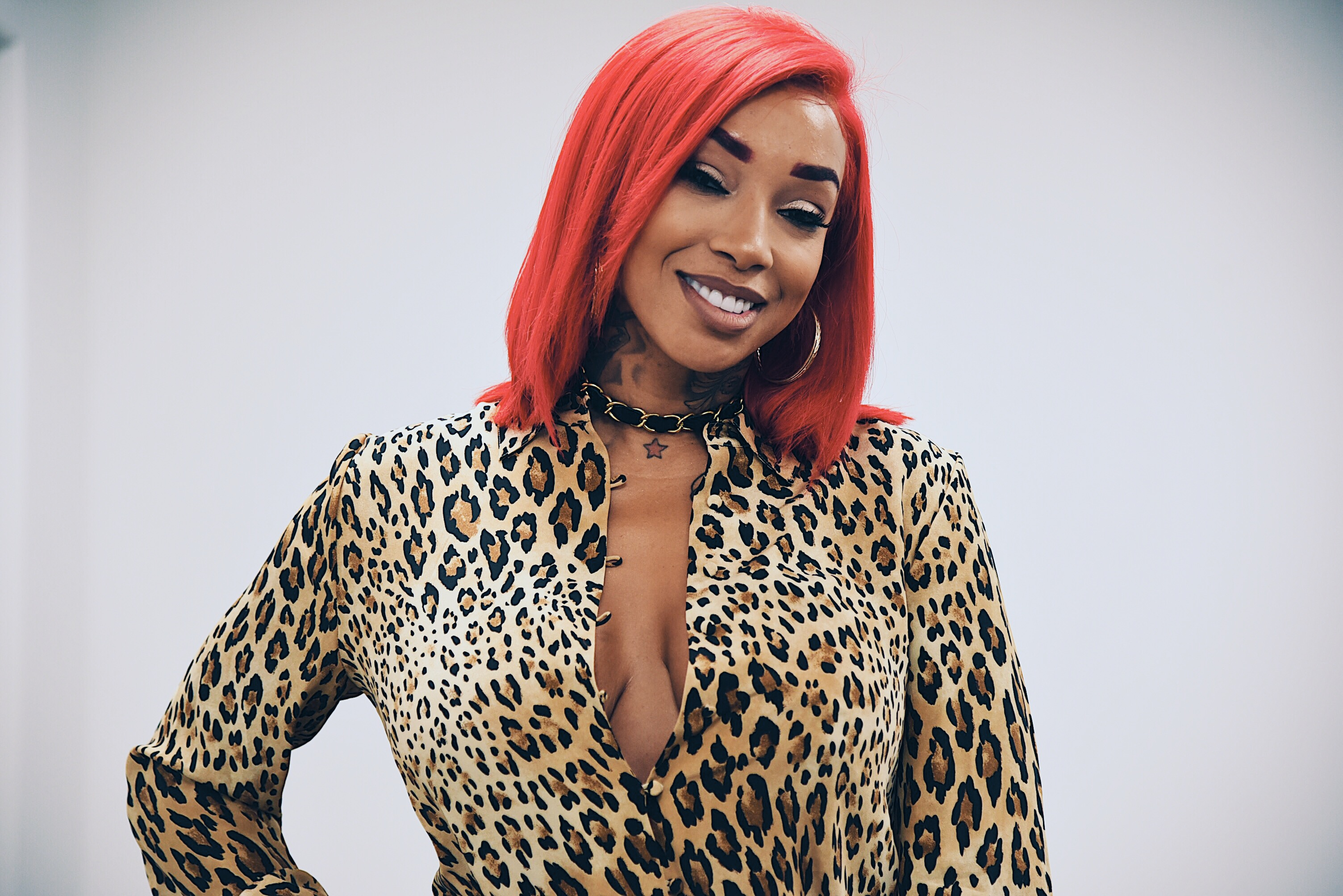 Sky Her Son Des Go At It In Season 8 Premiere Of Black Ink Crew The Latest Hip Hop News Music And Media Hip Hop Wired