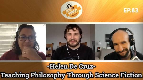 Teaching Philosophy Through Science Fiction With Helen De Cruz