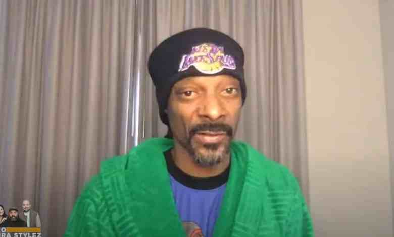 SNOOP DOGG REVEALS HOW WWE FELT ABOUT HIS APPEARANCE ON AEW