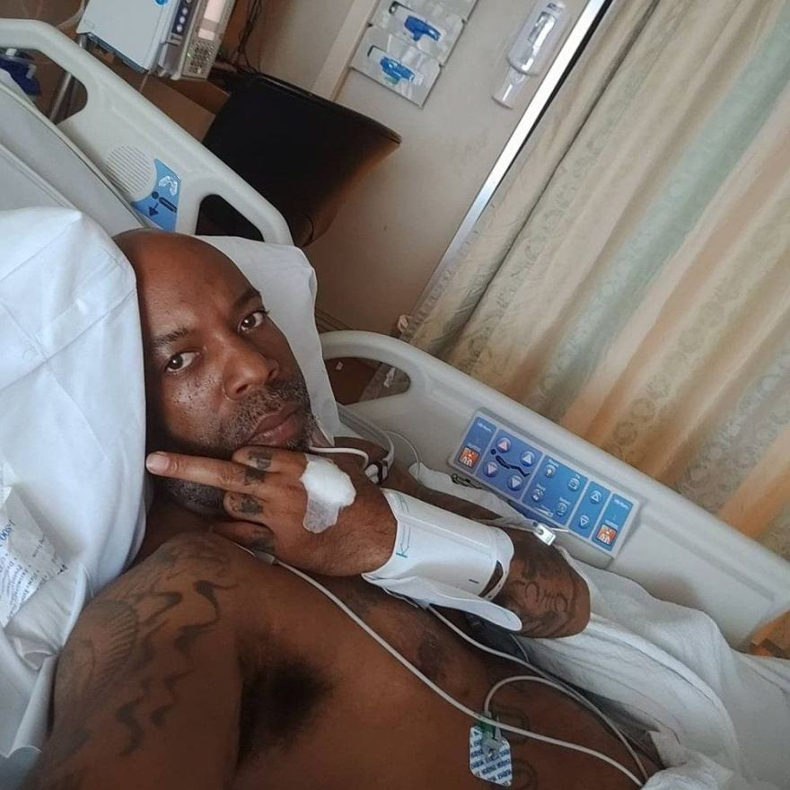 YOUNG NOBLE OF THE OUTLAWZ SURVIVES A HEART ATTACK