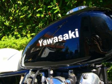 HIPLINE Yawasaki 650 TR