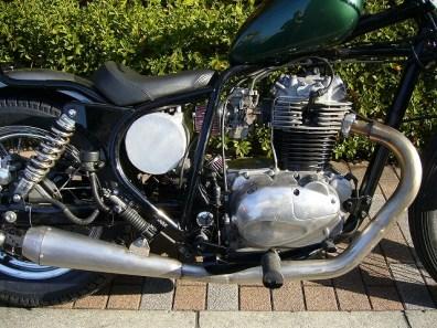 HIPLINE Kawasaki ESTRELLA