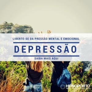 Depressão Hipnose Coaching Programação Mental no Porto - Tratamentos de Hipnoterapia HIPNOPORTO