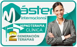 máster internacional en hipnosis clínica