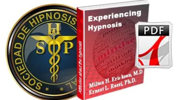 libro experiencing hypnosis