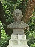 monumento a Émile Coué en Nancy