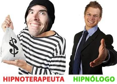 hipnólogo - hipnoterapeuta