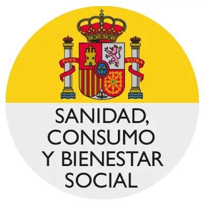 Ministerio de Sanidad Consumo y Seguridad Social