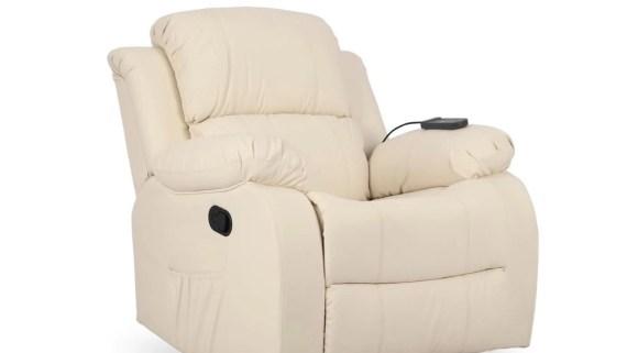 sillón reclinable para hipnosis clásico