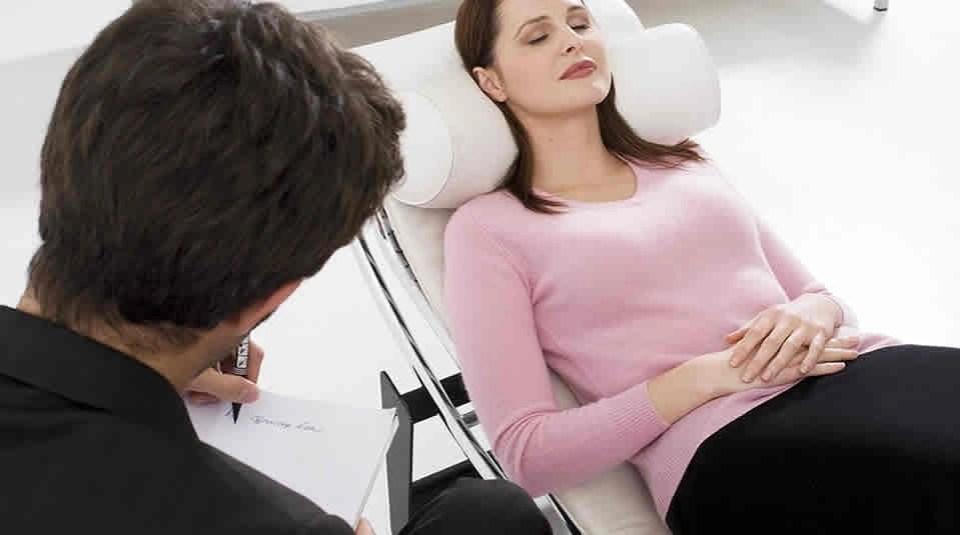la inducción en hipnosis