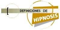 definiciones de hipnosis