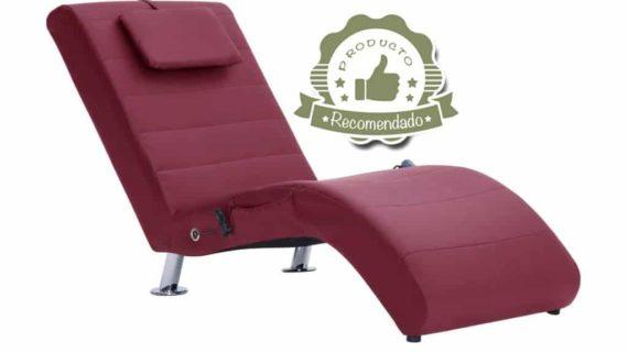 diván para hipnosis con calefacción y masaje