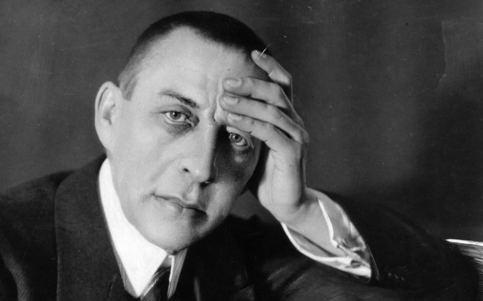 rachmaninov y la hipnosis