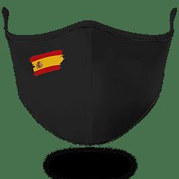 mascarilla patriotica