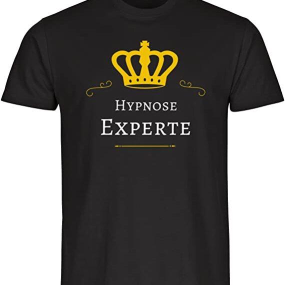 camiseta experto hipnosis hombre