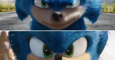 Sonic the Hedgehog paramount film blog Hipogryf.pl
