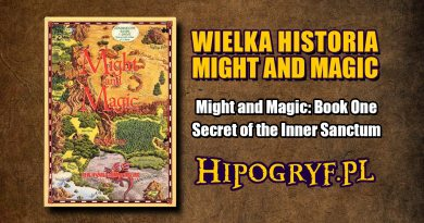 Historia Might and Magic I blog Hipogryf.pl