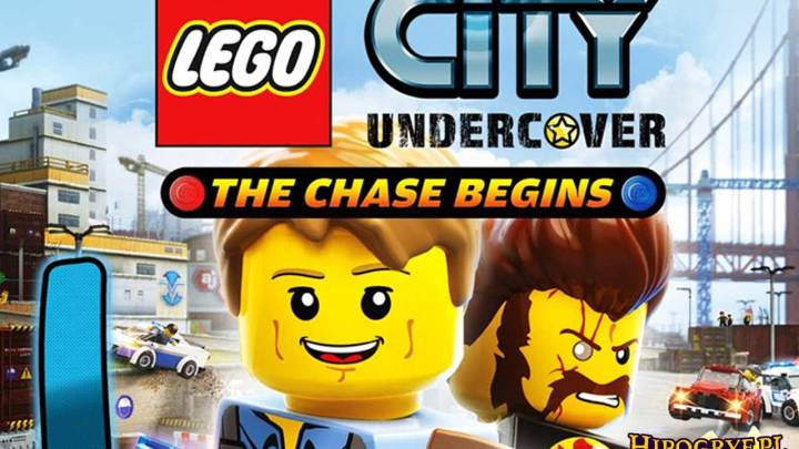 LEGO City Undercover: The Chase Begins — recenzja Nintendo 3DS