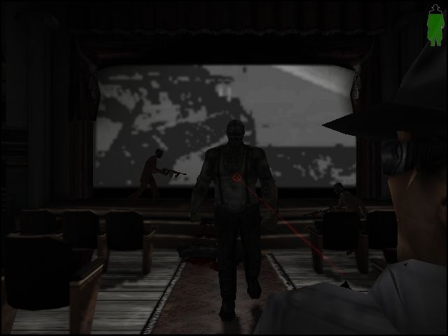 Nocturne gra horror PC recenzja screenshot 01