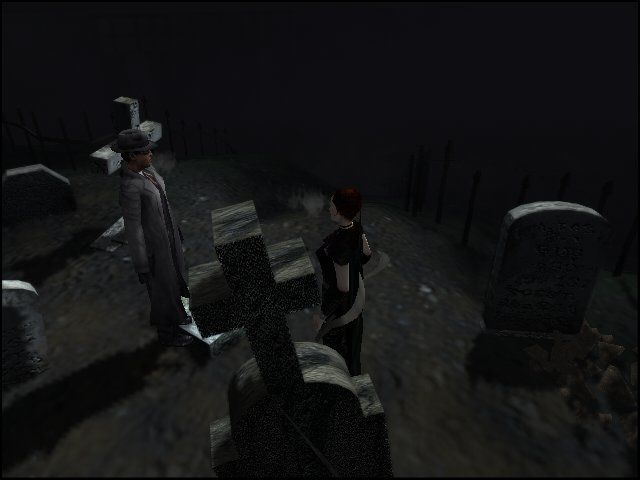 Nocturne gra horror PC recenzja screenshot 03