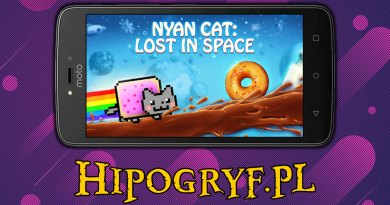 Nyan Cat Lost in Space gra Android