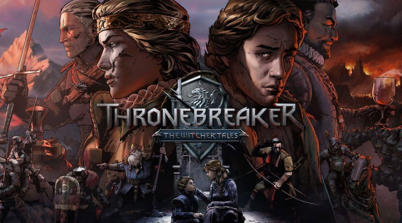 Thronebreaker witcher tales nintendo switch blog fantasy hipogryf.pl